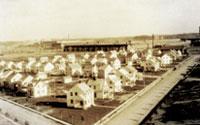 La ville construite en 135 jours