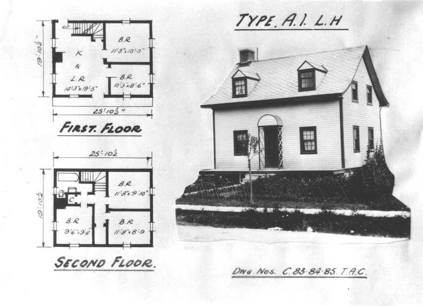 Photographie et plans d'étage